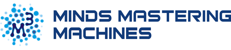 Announcing my talk about explainability of machine learning models at Minds Mastering Machines conference